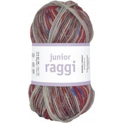 Junior raggi - 68326 - zigzag earthy