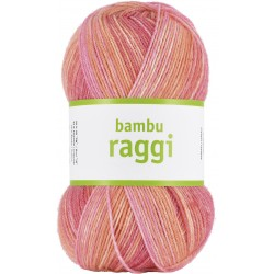 bambu raggi - 17201 - rhubarb print