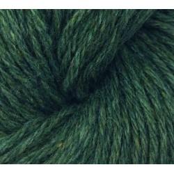Luna - recycled uldgarn - grøn